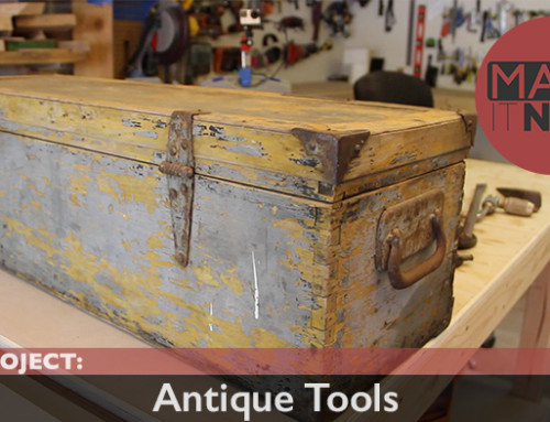 Side Project: Antique Tools